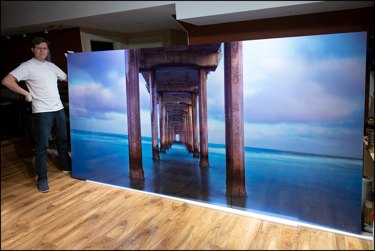 Coastal Vision Limited Edition Acrylic Print