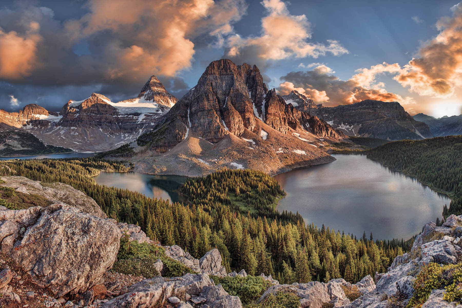 Banff photography guide