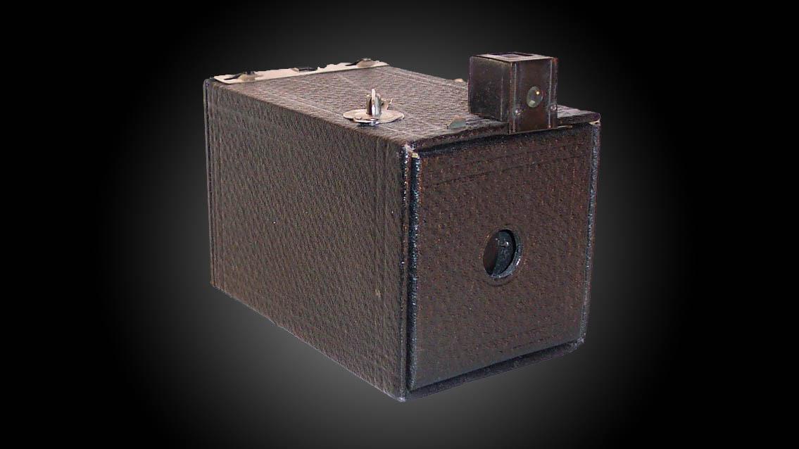 Ansel Adams First Camera