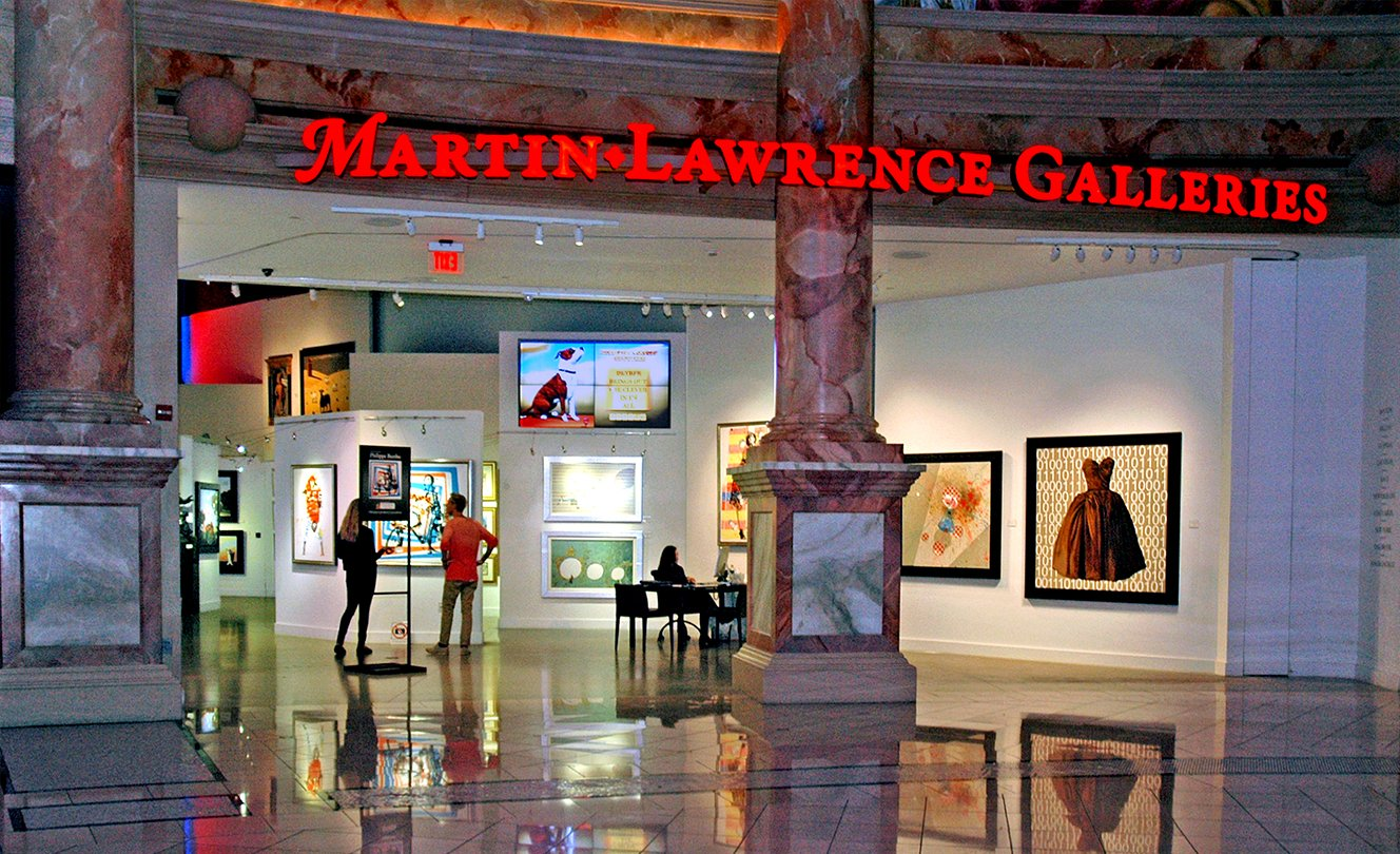 Martin Lawrence Gallery Las Vegas