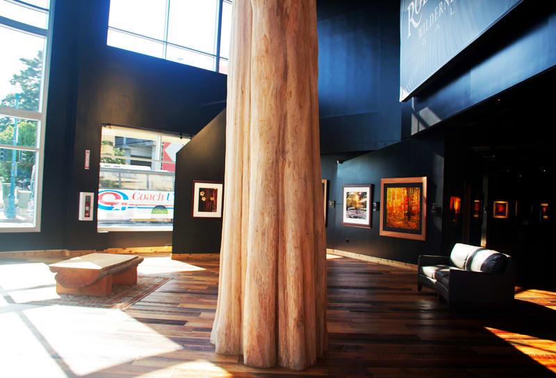Rodney Lough Jr. - Wilderness Collections Gallery Las Vegas